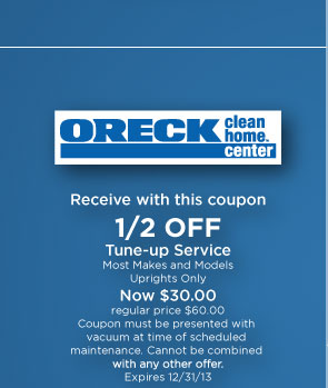 Oreck Clean Home Center