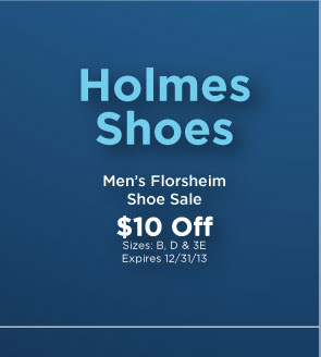 Holmes Shoes