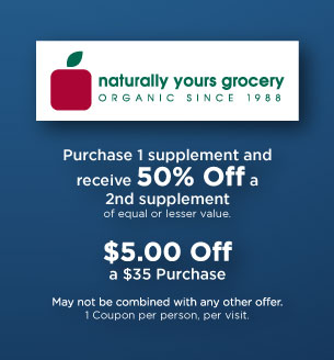 Naturally Yours Grocer